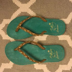 Cobian Shoes - Limited edition Bethany Hamilton flip flops