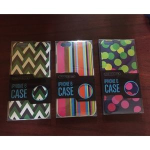 Accessories - iPhone 6 Phone Cases (can sell separately)