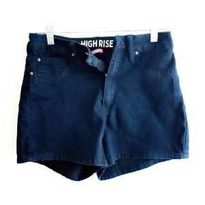 YMI Pants - High-Rise Stretch Shorts