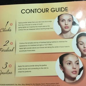 Giordano Colors Makeup - GIORDANO COLORS Silky Contour Kit
