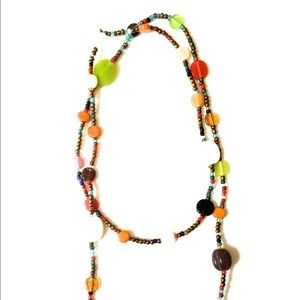 Recycled Glass and Bead