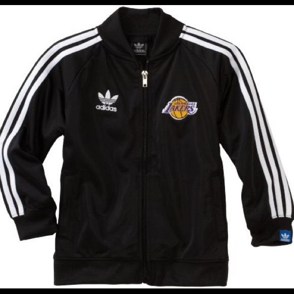 Lakers banner jacket black