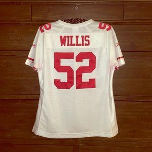 NFL Other - San Francisco 49ers Patrick Willis M