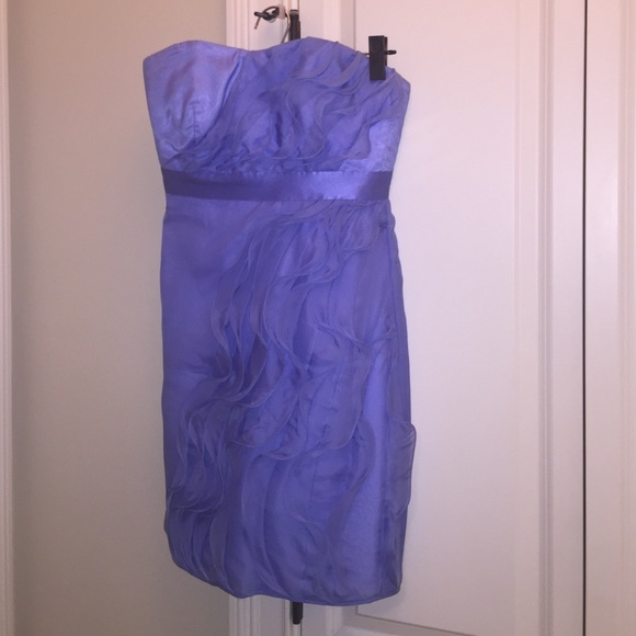 Periwinkle Cocktail Dress
