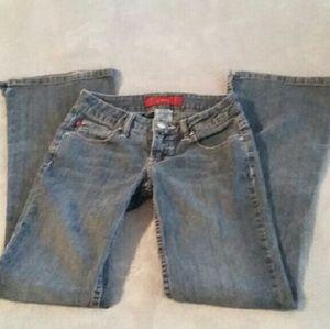 YMI Denim - YMI Stretch Blue Jeans Size 0 Bootcut