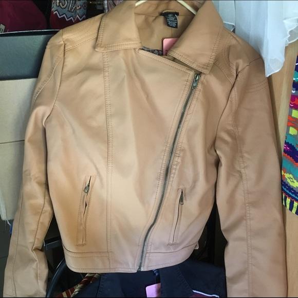 96% Off Rue21 Jackets U0026 Blazers - Rue 21 Faux Leather Jacket From Kerriu0026#39;s Closet On Poshmark