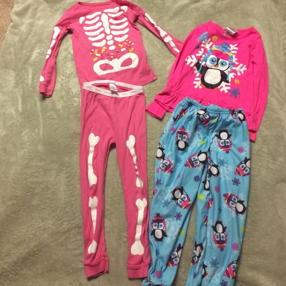 421694ce0442 GAP Pajamas