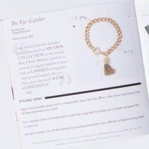 Rachel Zoe Jewelry - Rachel Zoe Tassel Bracelet