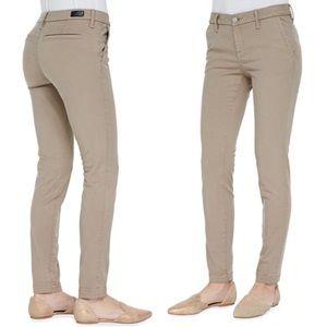 Joie Pants - [Joie]twill trouser skinny