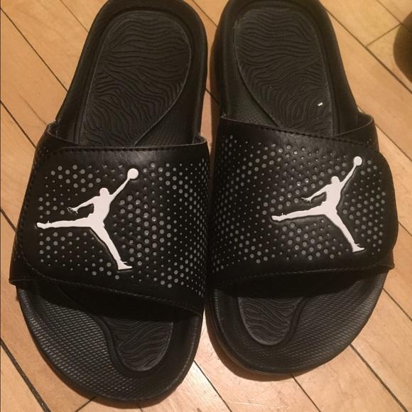 0b918b37d386c Jordan Shoes - Jordan slides- youth 6- womens 7