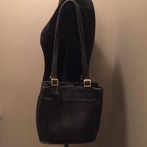 Coach Handbags - Black Vintage Coach purse!!!