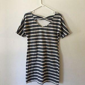 Soprano Dresses & Skirts - 💕Soprano Stripe Sweater Dress
