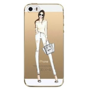 Celine Accessories - 💕 SALE 💕 FASHION GIRL IPHONE 6 CASE SILICON NEW