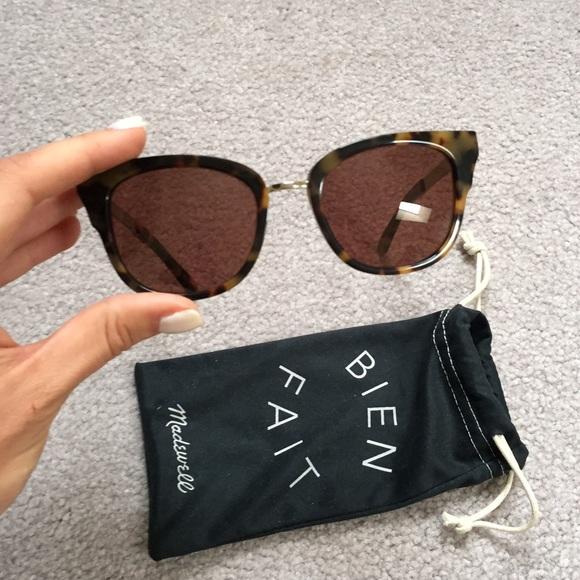 b4ee31b0dc Madewell Accessories - Madewell Cat Eye Sunglasses