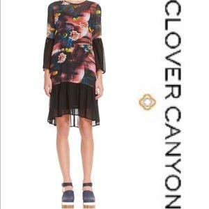 Clover Canyon Dresses & Skirts - NWT Clover Canyon Botanical Breeze Bohemian Dress
