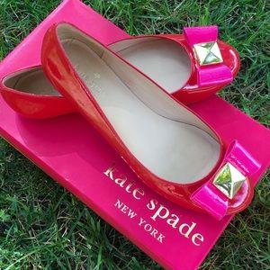 Kate Spade Tula flat