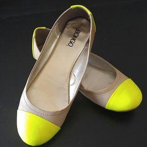 BONGO Shoes - Bongo neon flats