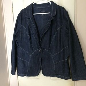 Denim Jacket/Blazer