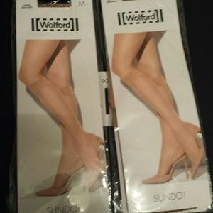 Wolford  Other - Wolford Knee-Highs