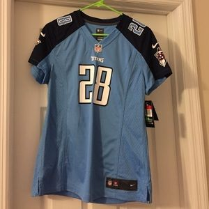 Tops - Tennessee Titans Jersey
