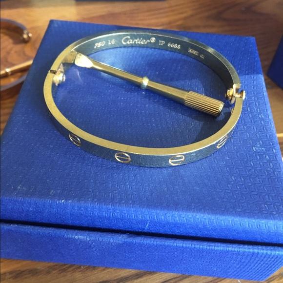22f1566f81d39 Cartier love bracelet