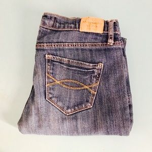 Abercrombie & Fitch Denim - Abercrombie straight leg jeans
