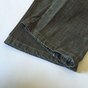 Theory Jeans - Theory dark charcoal denim jeans sz 6