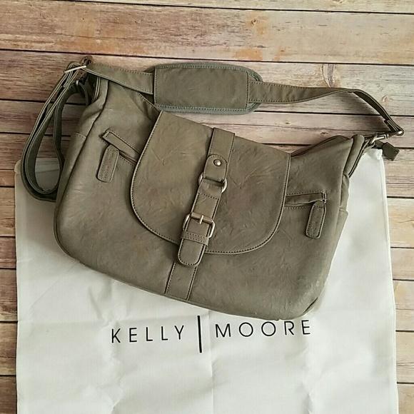 17 off kelly moore handbags kelly moore b hobo heather grey camera bag from tanya. Black Bedroom Furniture Sets. Home Design Ideas