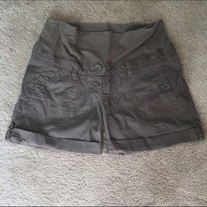 Bundle of H&M Mama Cargo Maternity Shorts & Pants