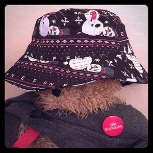 03c941ff5 🎅🏽Ugly Christmas Sweater Reversible Bucket Hat