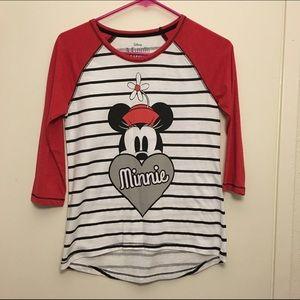 Disney Minnie Mouse Long Sleeve