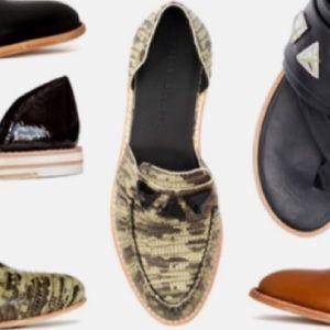 Freda Salvador - D'Orsay Swarovski Loafers