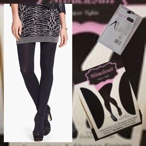 Miraclesuit Accessories - MIRACLESUIT OPLQUE SHAPER TIGHTS