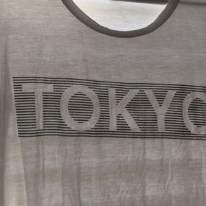 Forever 21 Tops - Tokyo graphic tee