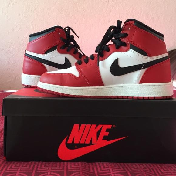 Nike Air Jordan Retro Chicago Size 55