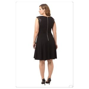 bea42e30ec1 City Chic Dresses - NWT Chic City Lady Midnight Black Dress in 22 24W