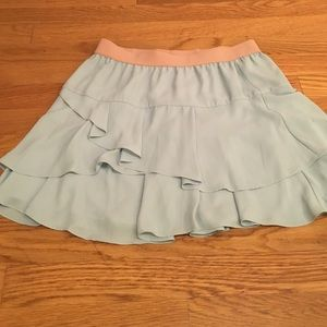 BCBGMaxAzria Dresses & Skirts - Bcbg tiered skirt
