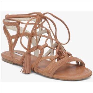 "BCBG ""Finlyn"" sandals size 8.5"