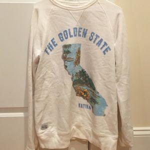 Katin Tops - California sweatshirt