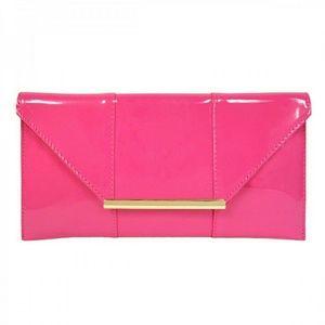 43c4f17dd668 Handbags - Versatile Patent Clutch
