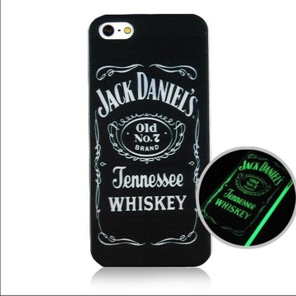 pop art jack daniels iphone case