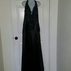 Dresses & Skirts - Black formal / Military Ball dress