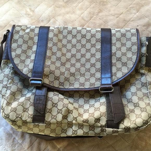 Gucci Bags Diaper Bag Poshmark