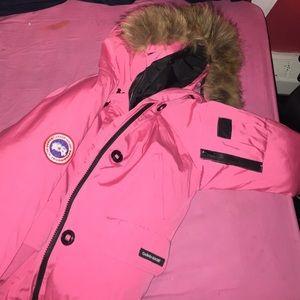 canada goose vest used