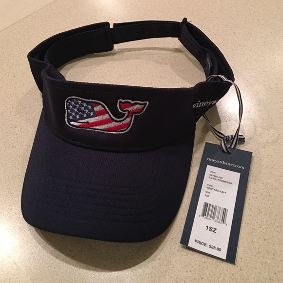 96b683dc Vineyard Vines Accessories | Nwt Visor | Poshmark