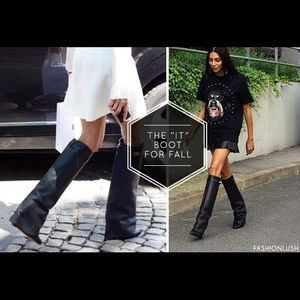 Givenchy Wedge Boots Sz. 39