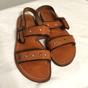 Shoes - Beautiful handmade leather sandals from Italy