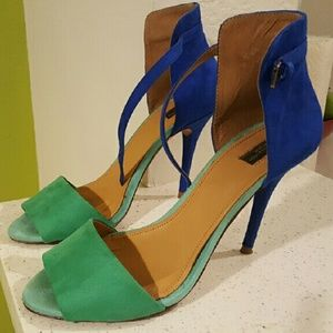 Zara Collection Two-Toned Sandals