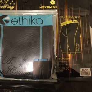 ethika Other - Ethika boxer brief 2 for 50$