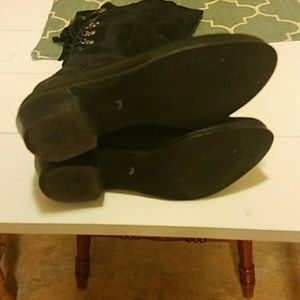 80 monkey shoes monkey black suede